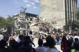 メキシコ地震、死者230人超 教皇「私の思いはメキシコ国民と共にある」
