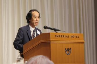 日本聖書協会 エキュメニカル晩餐会開催 江口再起氏「贈与の神学者ルター」について語る