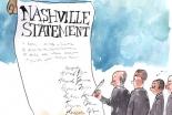 米福音派が性に関する「ナッシュビル声明」発表 声明に対する7つの反応