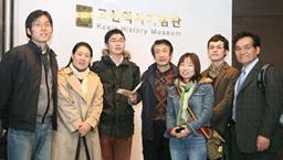 神戸改革派神学校の訪問団が高麗神学大学院を訪問し、オ・ビョンセ博士の高神教会の形成期に対する特別講義を聞き、今年開館した高神歴史記念館を見学した(ChristianToday.co.kr)