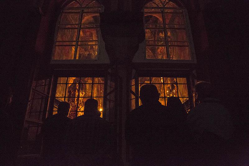 聖山アトス巡礼紀行-アトスの修道士と祈り-(37)ヴァトペディ修道院の祭日・その2 中西裕人