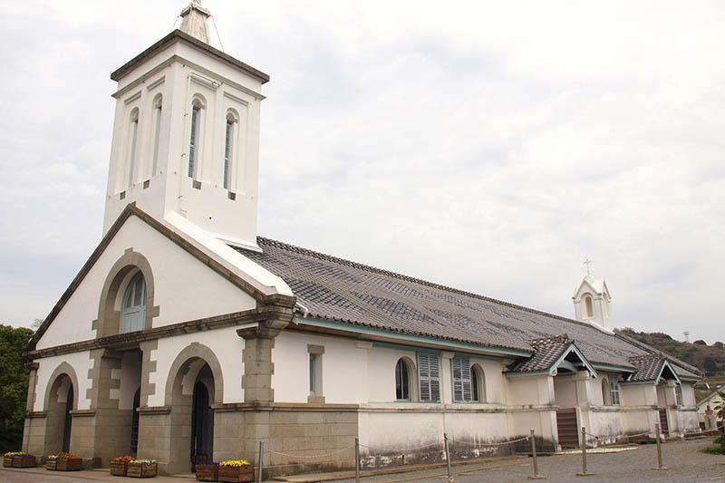 出津教会堂(写真:ぱちょぴ)
