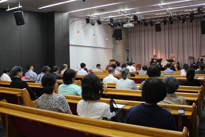「霊性の神学」のパイオニア ジェームス・フーストン氏 特別セミナー開催