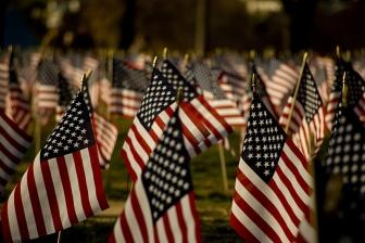 米国・アメリカ・国旗