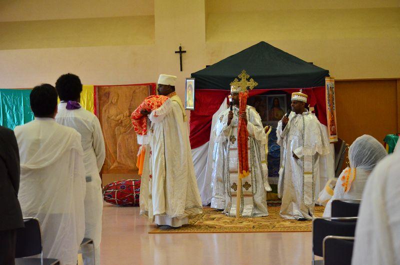 来日したエチオピア正教会のギオルギス主教に聞く 聖ミカエル東京エチオピア正教会
