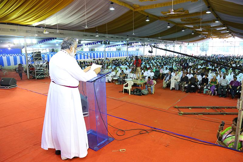 (写真:南インド教会 / Sunil Raj Philip)