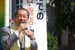 日本基督教団信徒の服部良一氏が社民党公認候補として大阪9区から出馬