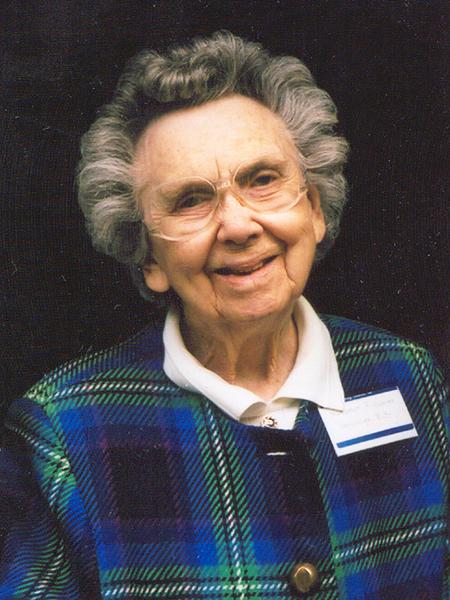 マーガレット・A・E・リッジウェイ(Margaret A. E. Ridgway、1915〜2004)