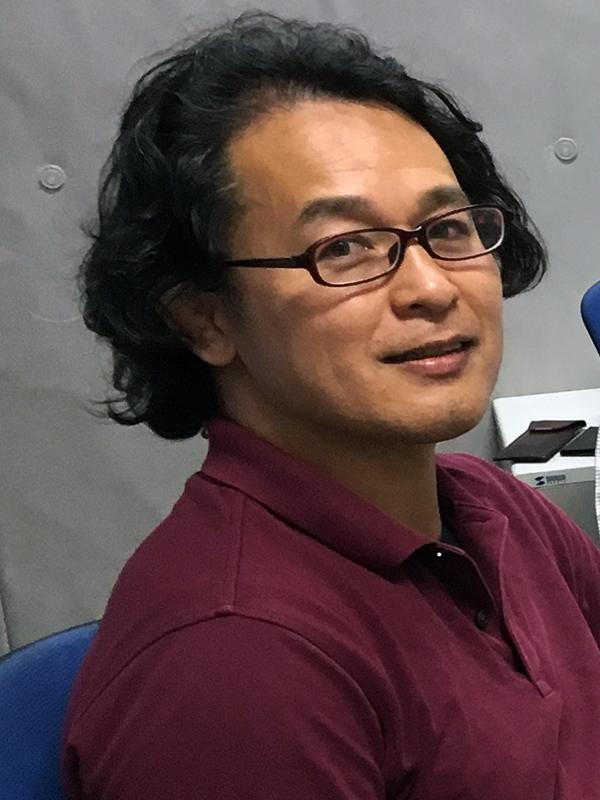 映画「地の塩 山室軍平」の東條政利監督(写真:アルゴ・ピクチャーズ提供)