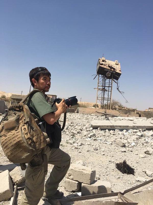 「イスラム国」(IS)の首都ラッカ制圧を報道カメラマン横田徹氏に聞く シリアのキリスト教の現状