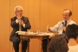 日本語書き下ろしの新しい聖書注解シリーズ「VTJ/NTJ」が刊行開始 教文館で記念講演会「わたしたちと聖書注解」