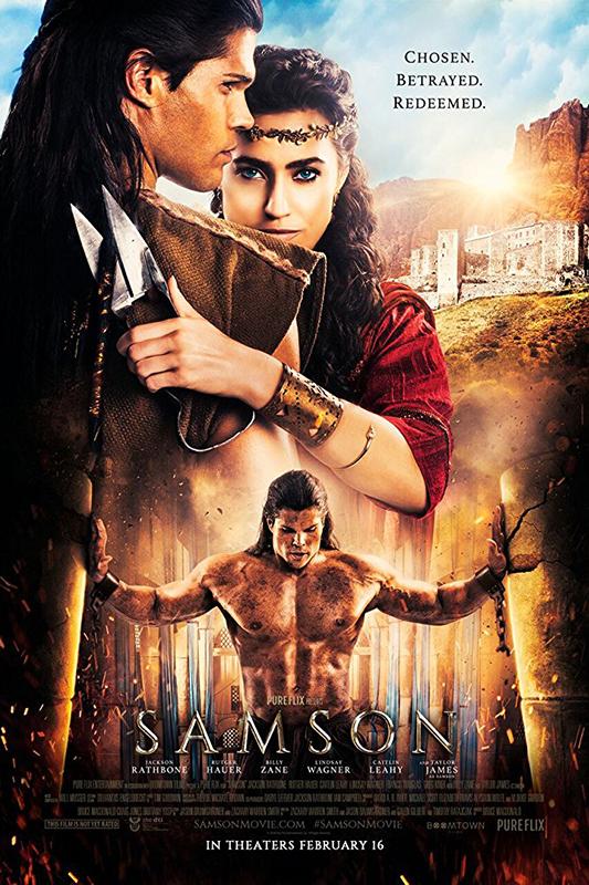 映画「サムソン」 2018年2月に全米公開