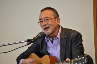 小坂忠氏、復帰の歌声は力強く 姉ヶ崎キリスト教会のチャペルコンサートで