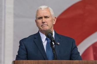 ペンス米副大統領、イラクのキリスト教徒へ直接支援を表明 国連通さずに