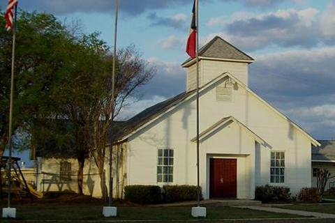 事件のあったサザーランドスプリングス第一バプテスト教会(写真:同教会のフェイスブックより)