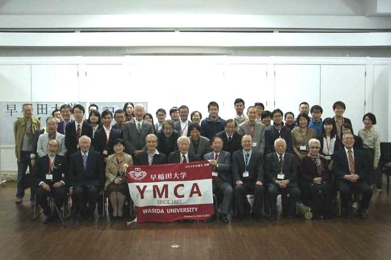 記念講演会の参加者=4日、日本キリスト教会館(東京・早稲田)で
