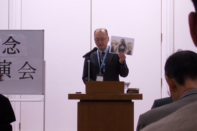 早稲田大学YMCA創立130周年、信愛学舎創設100周年記念講演 古賀博氏と千葉眞氏