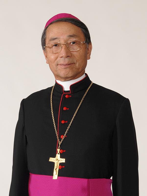 池長潤・大阪名誉大司教