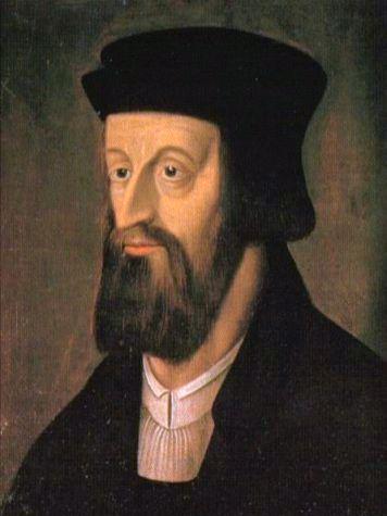 ヤン・フス(1369?~1415)