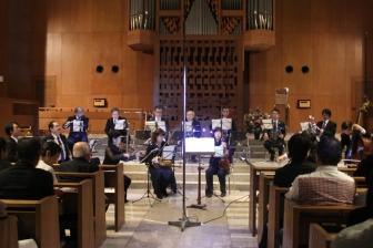 本邦初 室内楽編曲・交響曲第5番『宗教改革』 宗教改革500年記念コンサート オール・メンデルスゾーンで開催