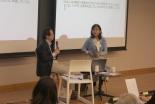 香山リカ氏と藤掛明氏の対談講演会「信仰者に読んでほしい3冊&求道者によんでほしい3冊」 聖学院大で