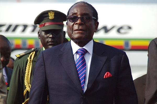 ジンバブエのロバート・ムガベ大統領=2011年(写真:Al Jazeera English)