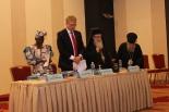 ヨルダンでWCC常議員会 エルサレム総主教が平和・正義・一致を強調