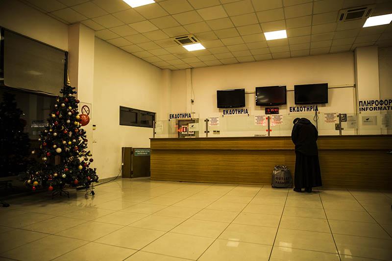 聖山アトス巡礼紀行(特別編)写真展「クリスマスの約束〜アトスの降誕祭」開催へ 中西裕人