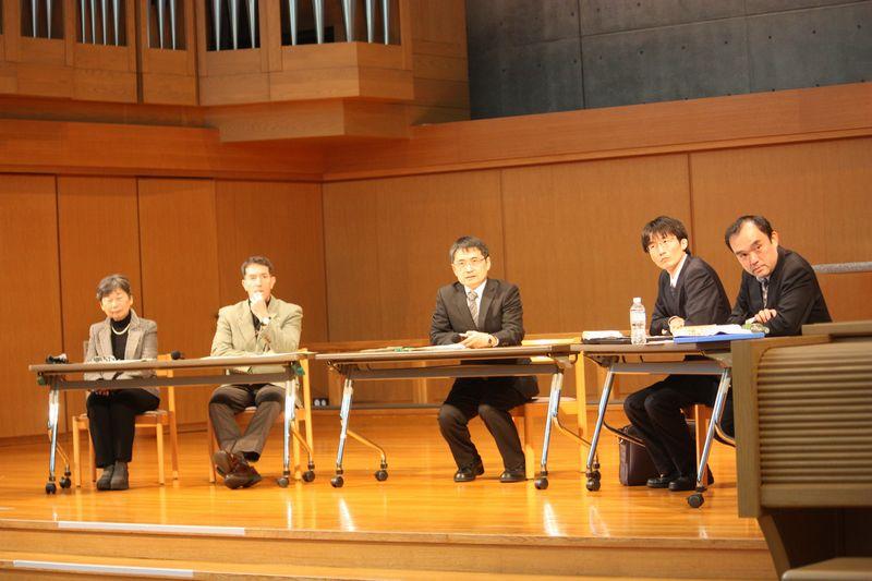 公開シンポジウム=23日、キリスト品川教会(東京都品川区)で