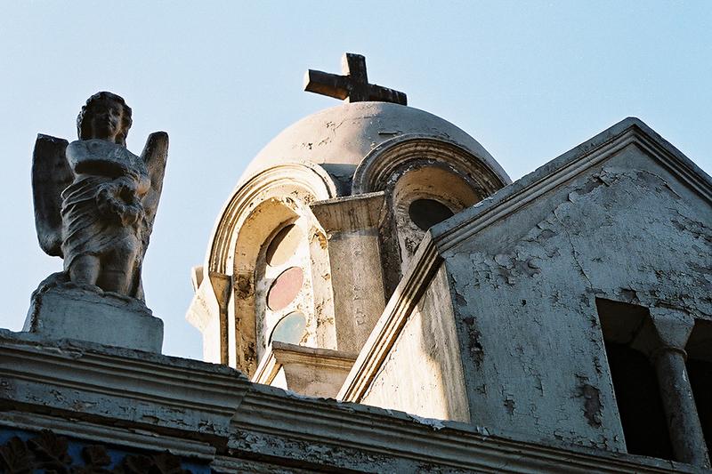 エジプトのコプト正教会(写真:fiat.luxury)