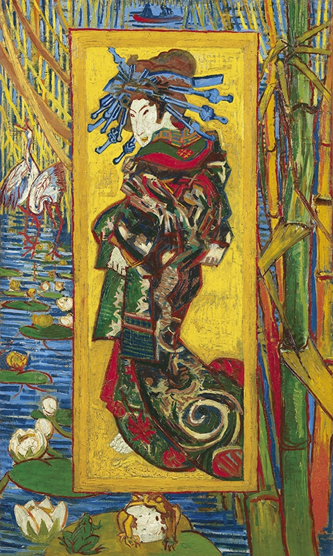 日本にユートピアを夢見て 「ゴッホ展 巡りゆく日本の夢」東京・上野の東京都美術館で開催中