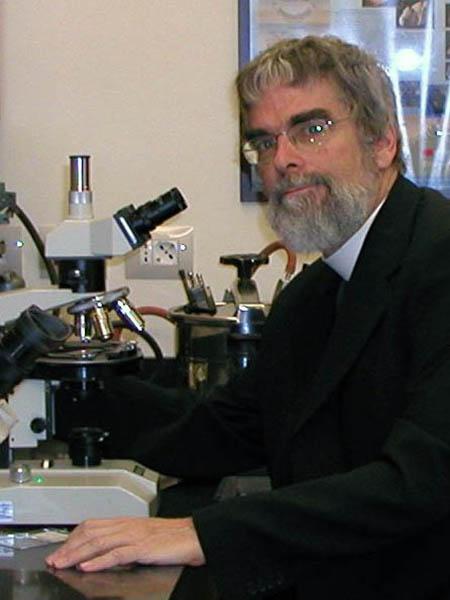 バチカン天文台の台長であるガイ・コンソルマーニョ修道士(写真:Robert Macke)