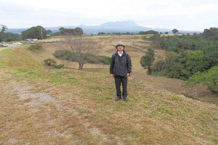 長崎への旅(1)悲劇の地・原城跡で 込堂一博