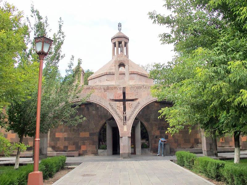 FINE ROAD(63)コーカサス3国アルメニア教会シリーズ②エチミアジン大聖堂2 西村晴道