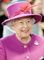 エリザベス英女王、聖書同盟の150周年記念礼拝に出席