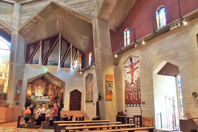 FINE ROAD(64)イスラエルの旅シリーズ①ナザレの受胎告知教会 西村晴道