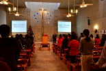 横浜華僑キリスト教会 創立60周年目のクリスマス
