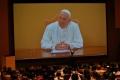 教皇フランシスコ 上智大で学生らと対話