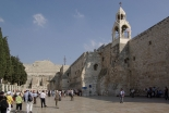 世界各地でクリスマス祝う パレスチナは「エルサレム」問題で緊張感、教皇は難民受け入れ呼び掛け