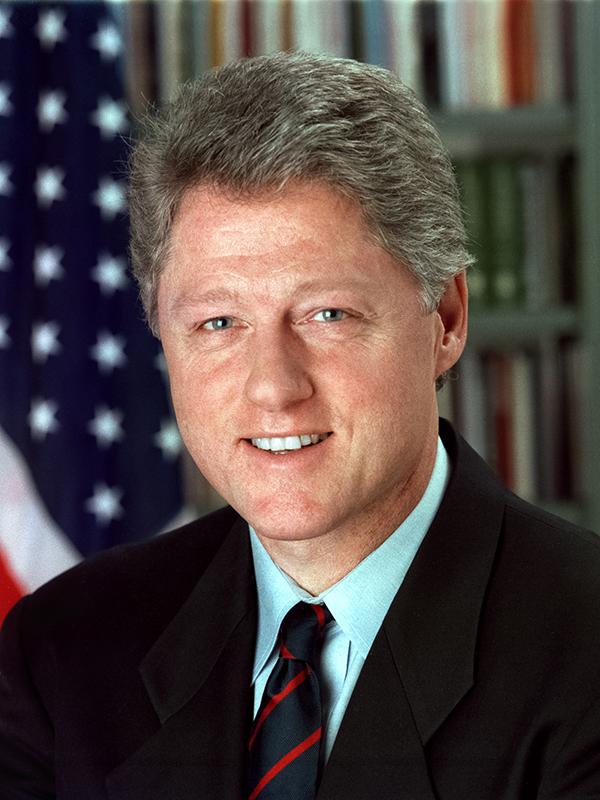 ビル・クリントン氏