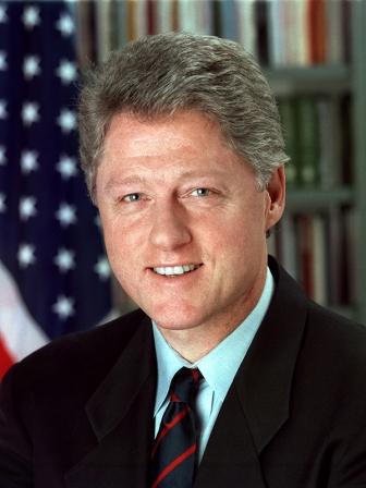 百人一読―偉人と聖書の出会いから―(75)ビル・クリントン 篠原元