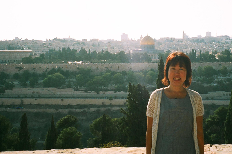 日本でユダヤ人に福音を  エターナル・ラブ・イスラエルの宮本純子さんが活動再開