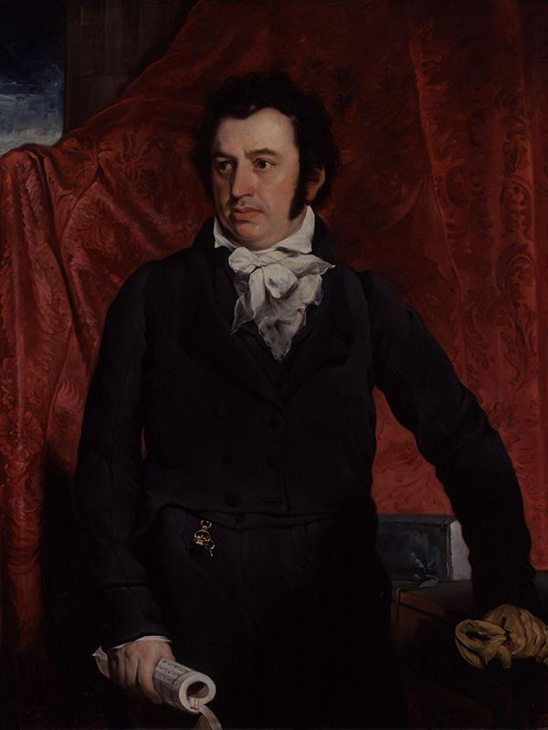 ロバート・モリソン(1782~1834)
