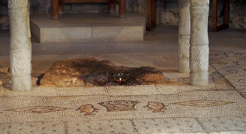 FINE ROAD(66)イスラエルの旅シリーズ③パンと魚の奇跡の教会 西村晴道