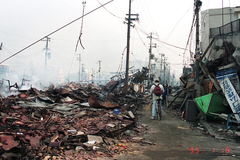 「心の復興」がなおざりにされた阪神・淡路大震災 岩村義雄・神戸国際キリスト教会牧師