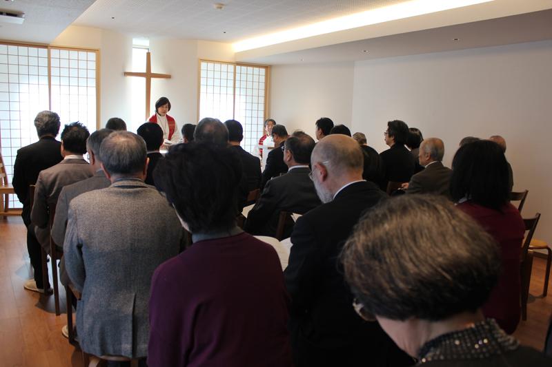 日本ルーテル教団、ルターハウスを献堂 教職・信徒養成の新しい共同生活の場として新生