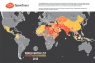 迫害がひどいワースト50カ国、米団体が発表 北朝鮮が17年連続で1位