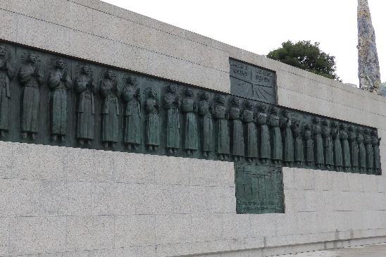 西坂の二十六聖人記念碑