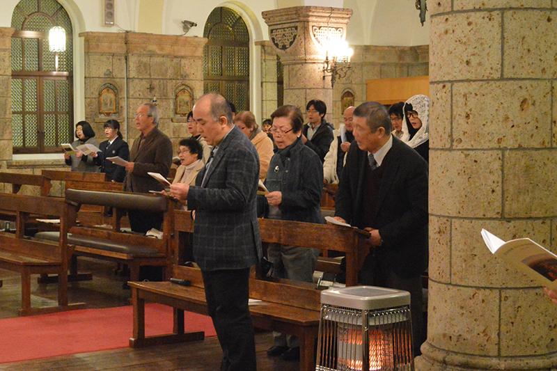 「最も小さな教会」と「最も大きな教会」の交流から 宇都宮で第16回キリスト教一致共同祈り会