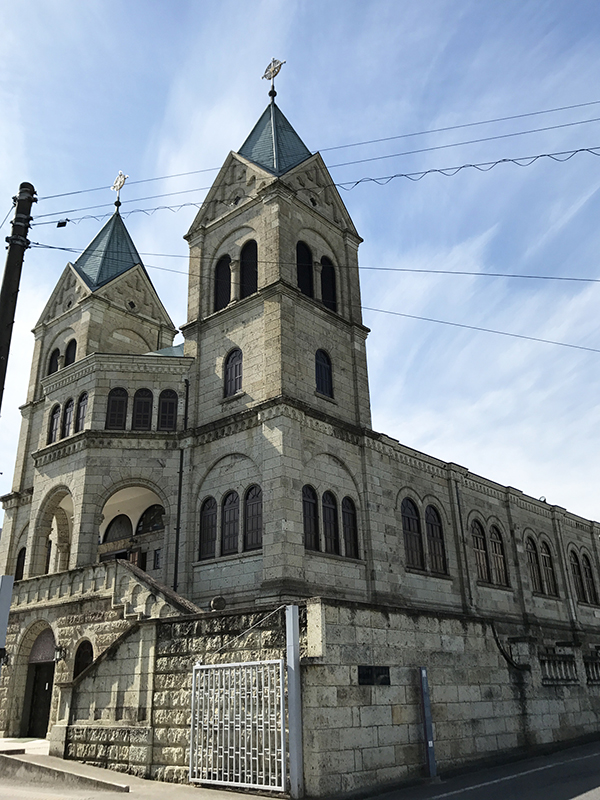 「最も小さな教会」と「最も大きな教会」の交流から 宇都宮で第15回キリスト教一致共同祈り会